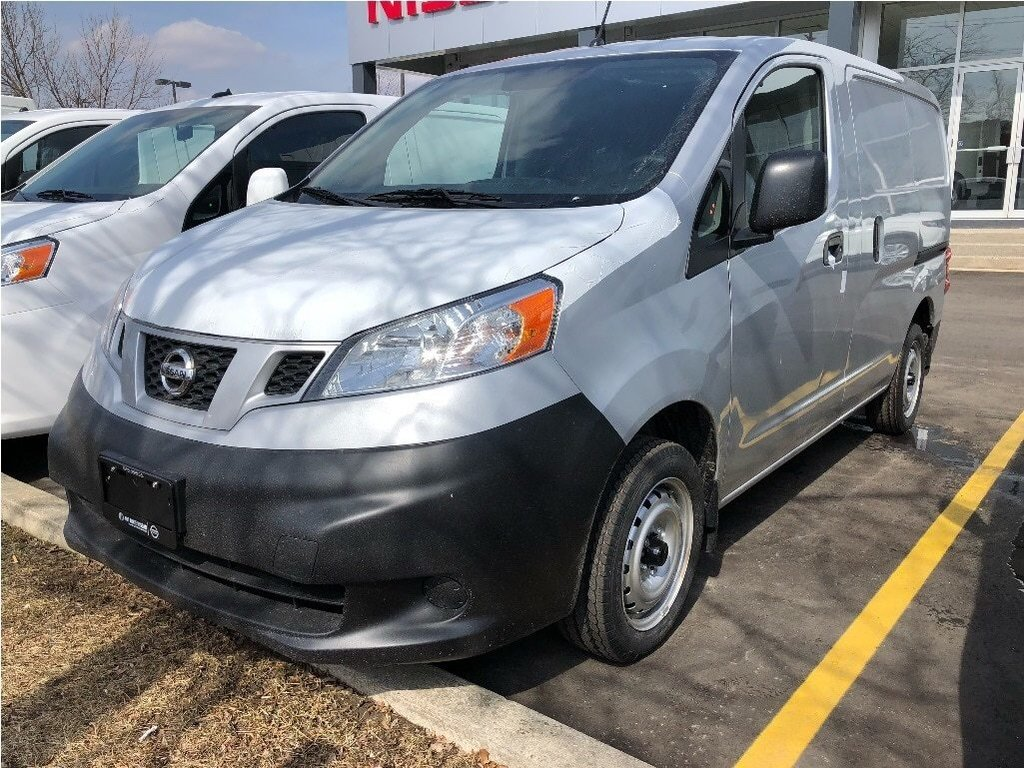 2019 Nissan NV200 Compact Cargo S in Mississauga, Ontario - 1 - w1024h768px