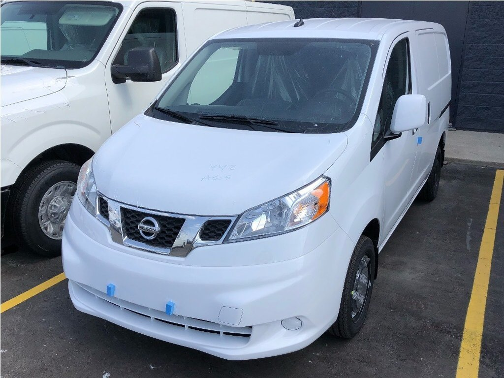 2019 Nissan NV200 Compact Cargo SV in Mississauga, Ontario - 5 - w1024h768px