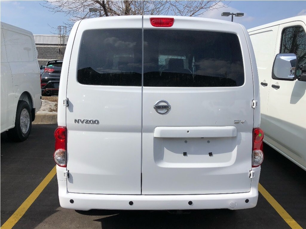 2019 Nissan NV200 Compact Cargo SV in Mississauga, Ontario - 4 - w1024h768px