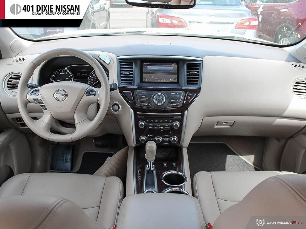 2014 Nissan Pathfinder SL V6 4x4 at in Mississauga, Ontario - 23 - w1024h768px