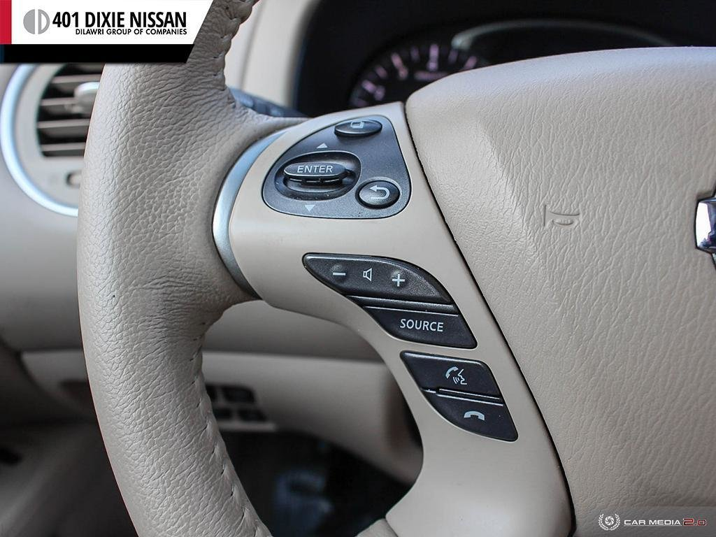 2014 Nissan Pathfinder SL V6 4x4 at in Mississauga, Ontario - 16 - w1024h768px