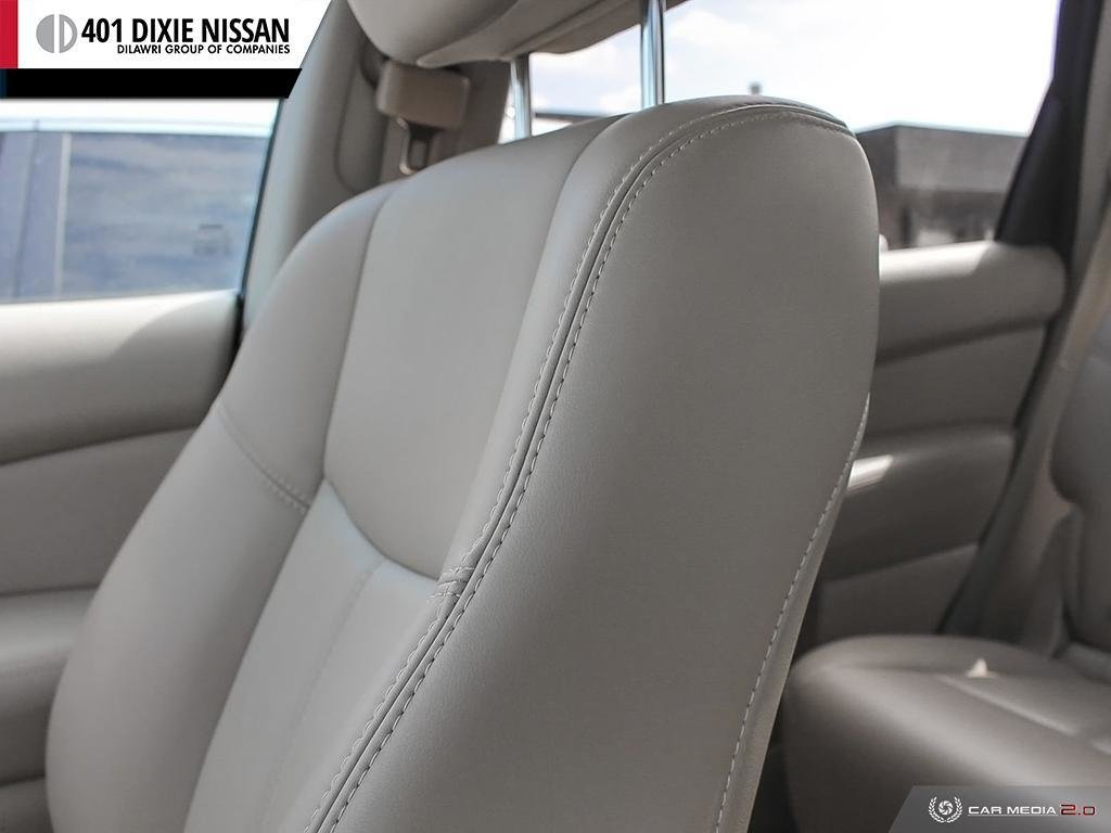 2014 Nissan Pathfinder SL V6 4x4 at in Mississauga, Ontario - 21 - w1024h768px
