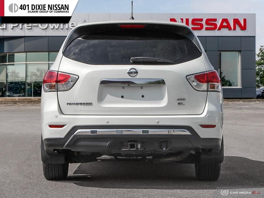 2014 Nissan Pathfinder SL V6 4x4 at in Mississauga, Ontario - 5 - w1024h768px