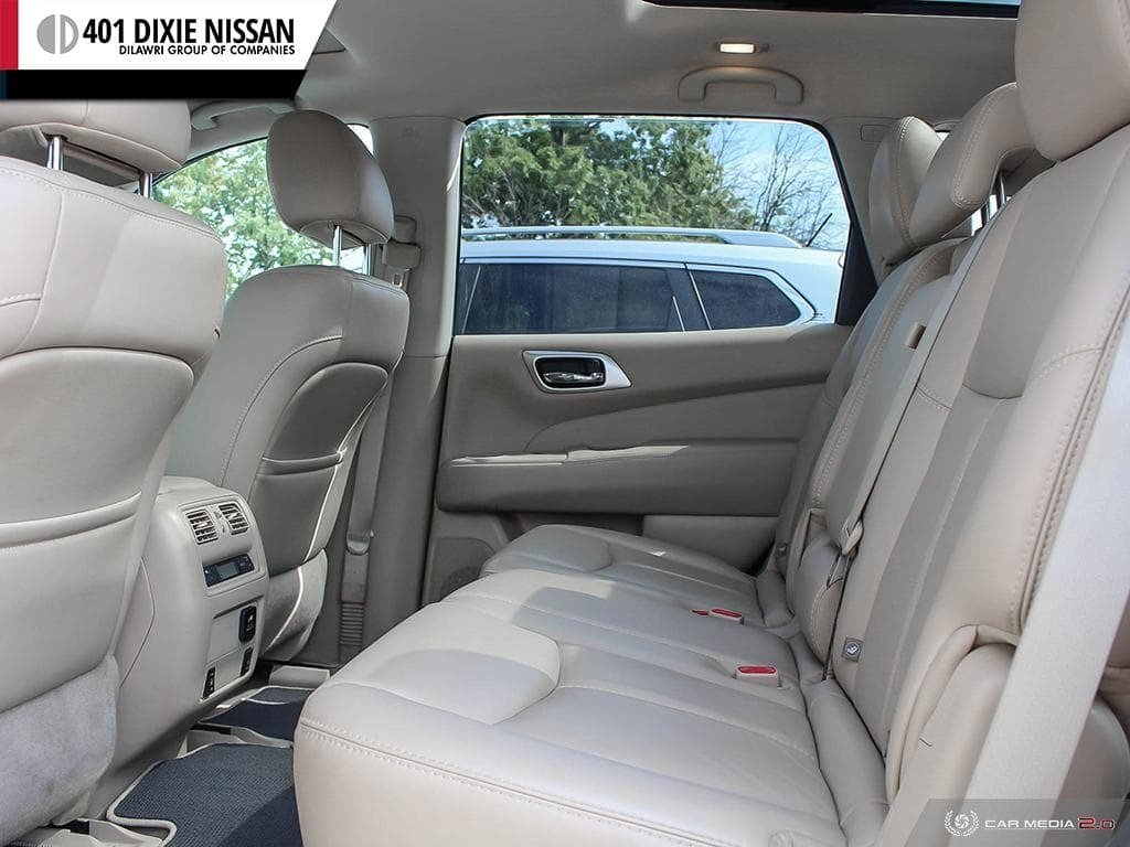 2014 Nissan Pathfinder SL V6 4x4 at in Mississauga, Ontario - 22 - w1024h768px
