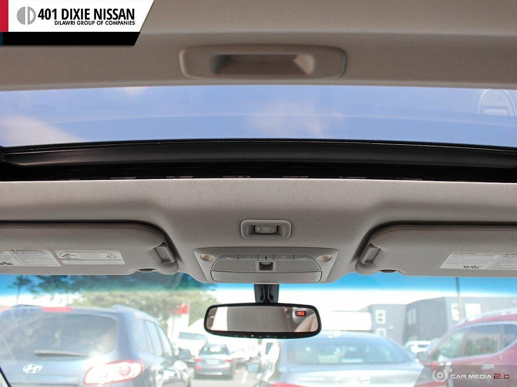 2014 Nissan Pathfinder SL V6 4x4 at in Mississauga, Ontario - 24 - w1024h768px