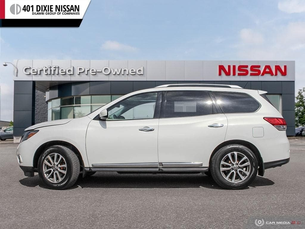 2014 Nissan Pathfinder SL V6 4x4 at in Mississauga, Ontario - 3 - w1024h768px
