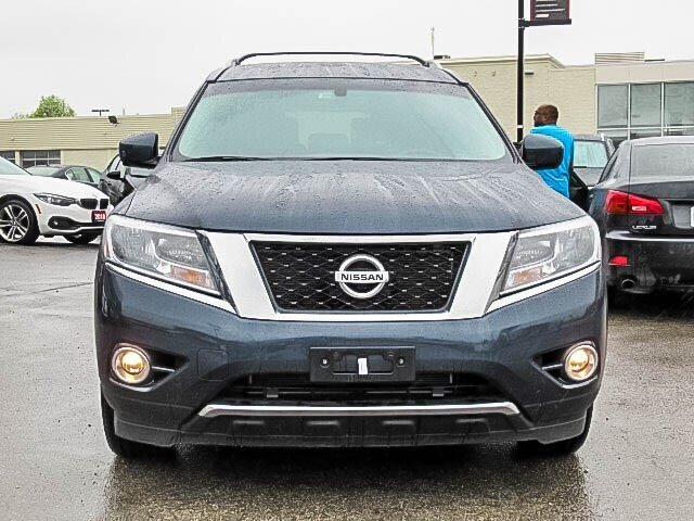 2016 Nissan Pathfinder Platinum V6 4x4 at in Mississauga, Ontario - 2 - w1024h768px