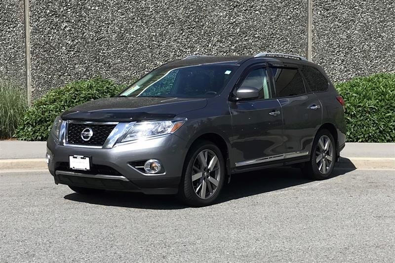 2016 Nissan Pathfinder Platinum V6 4x4 at in North Vancouver, British Columbia - 17 - w1024h768px