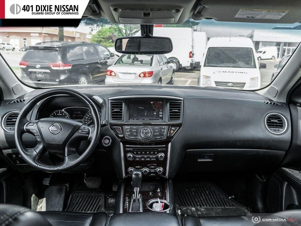 2016 Nissan Pathfinder SL V6 4x4 at in Mississauga, Ontario - 24 - w1024h768px