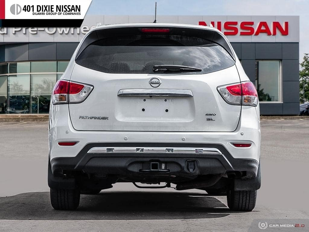 2016 Nissan Pathfinder SL V6 4x4 at in Mississauga, Ontario - 5 - w1024h768px