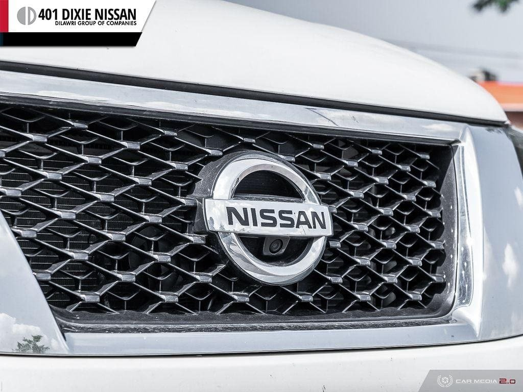 2016 Nissan Pathfinder SL V6 4x4 at in Mississauga, Ontario - 8 - w1024h768px
