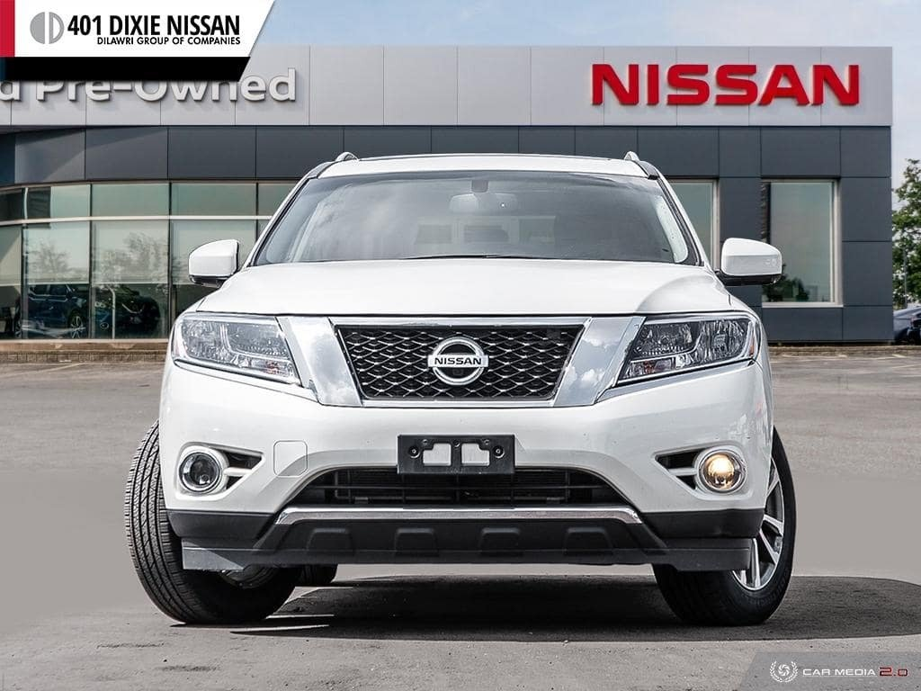 2016 Nissan Pathfinder SL V6 4x4 at in Mississauga, Ontario - 2 - w1024h768px