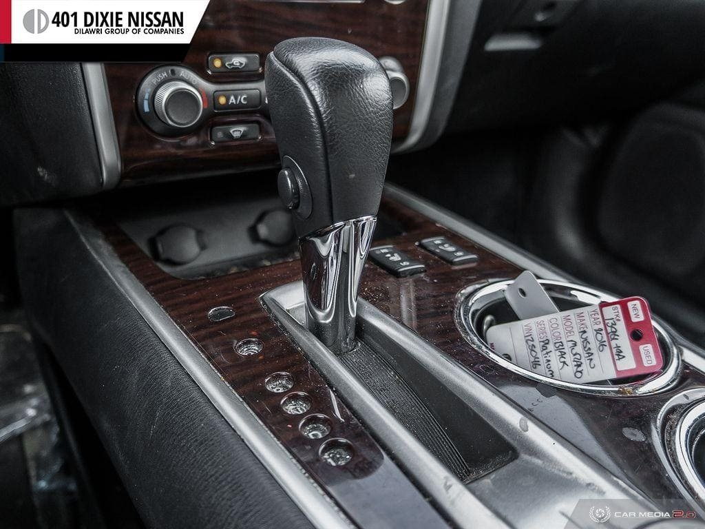 2016 Nissan Pathfinder SL V6 4x4 at in Mississauga, Ontario - 18 - w1024h768px