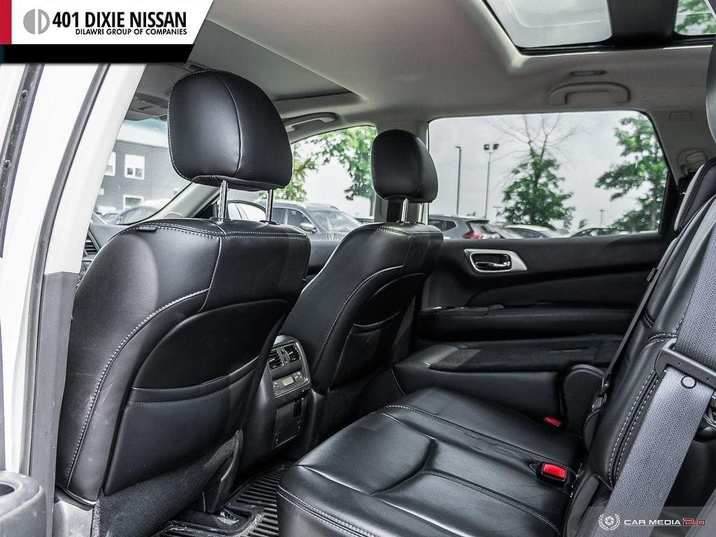 2016 Nissan Pathfinder SL V6 4x4 at in Mississauga, Ontario - 23 - w1024h768px