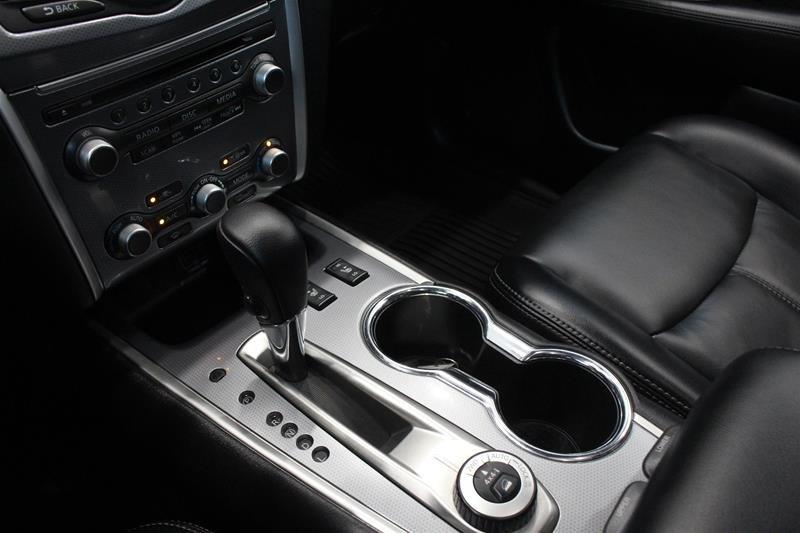 2018 Nissan Pathfinder SL Premium V6 4x4 at in Regina, Saskatchewan - 4 - w1024h768px