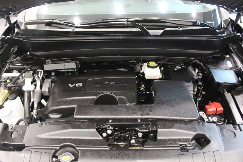 2018 Nissan Pathfinder SL Premium V6 4x4 at in Regina, Saskatchewan - 19 - w1024h768px