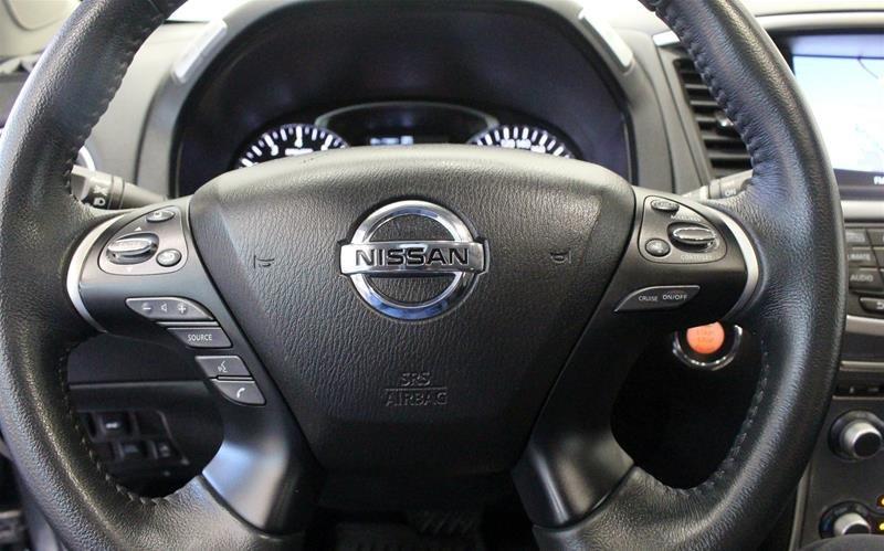 2018 Nissan Pathfinder SL Premium V6 4x4 at in Regina, Saskatchewan - 6 - w1024h768px