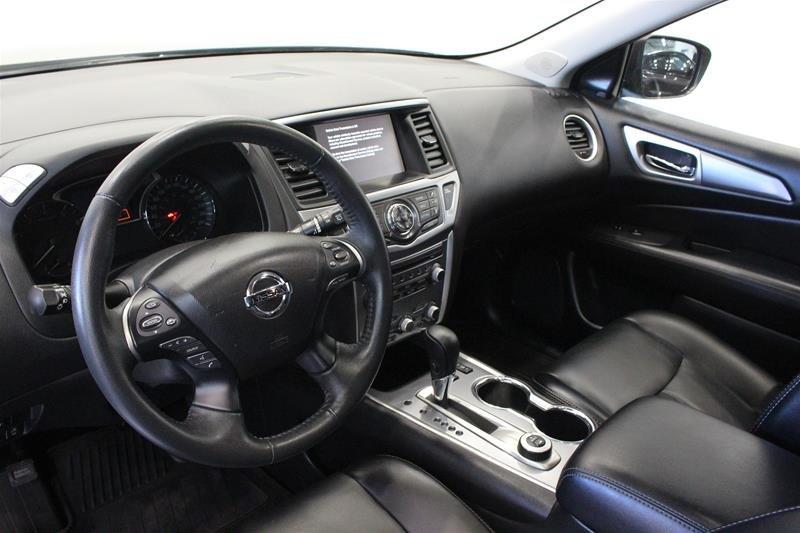 2018 Nissan Pathfinder SL Premium V6 4x4 at in Regina, Saskatchewan - 9 - w1024h768px