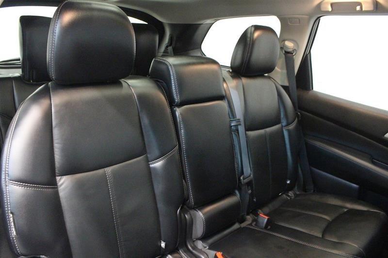 2018 Nissan Pathfinder SL Premium V6 4x4 at in Regina, Saskatchewan - 13 - w1024h768px
