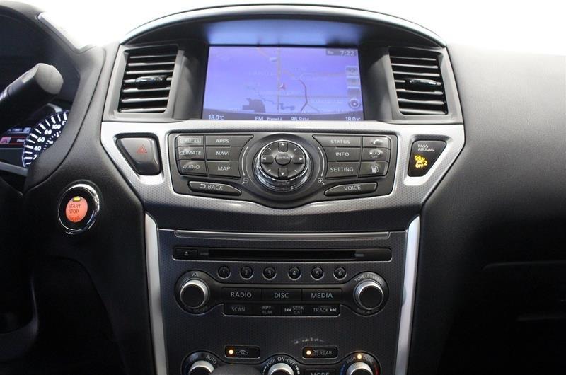2018 Nissan Pathfinder SL Premium V6 4x4 at in Regina, Saskatchewan - 7 - w1024h768px