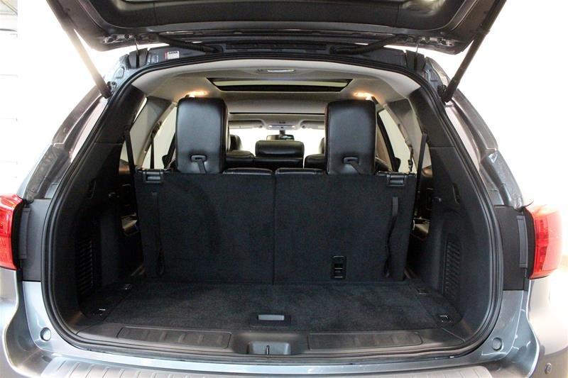 2018 Nissan Pathfinder SL Premium V6 4x4 at in Regina, Saskatchewan - 17 - w1024h768px