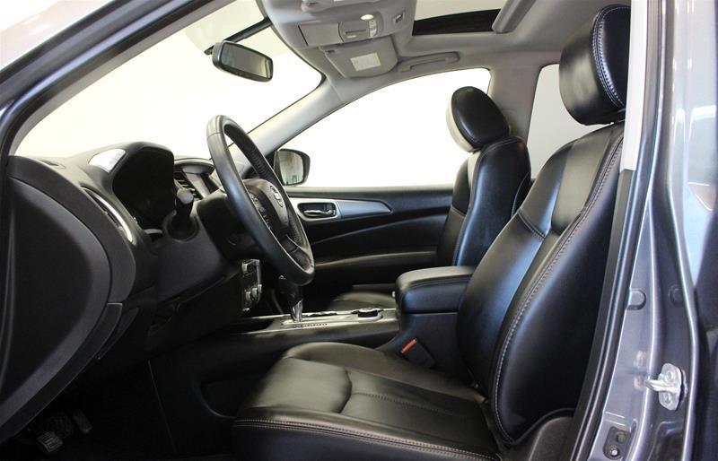 2018 Nissan Pathfinder SL Premium V6 4x4 at in Regina, Saskatchewan - 10 - w1024h768px