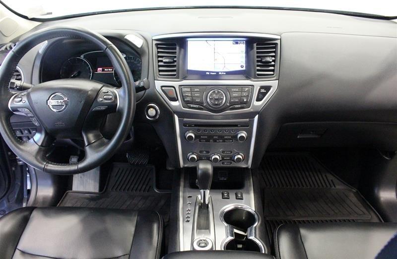 2018 Nissan Pathfinder SL Premium V6 4x4 at in Regina, Saskatchewan - 14 - w1024h768px