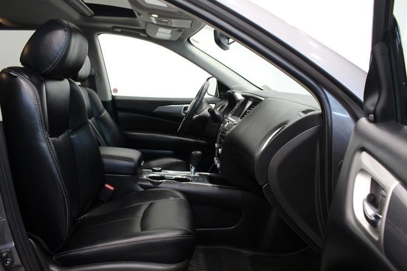 2018 Nissan Pathfinder SL Premium V6 4x4 at in Regina, Saskatchewan - 15 - w1024h768px