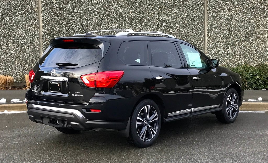 2018 Nissan Pathfinder Platinum V6 4x4 at in North Vancouver, British Columbia - 13 - w1024h768px