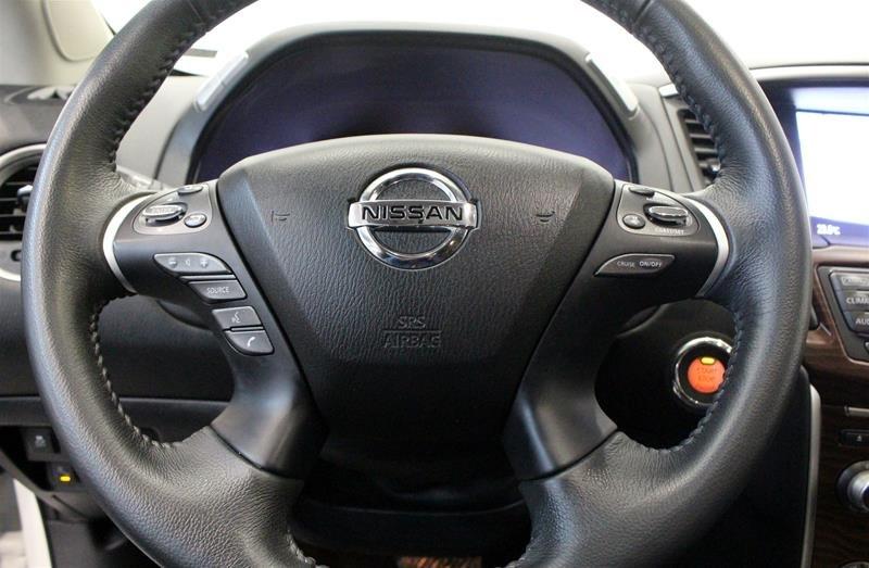 2018 Nissan Pathfinder Platinum V6 4x4 at in Regina, Saskatchewan - 6 - w1024h768px