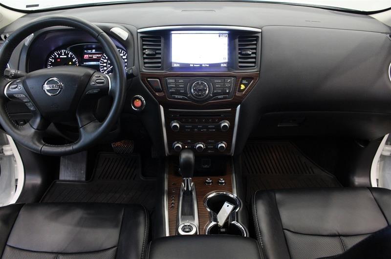 2018 Nissan Pathfinder Platinum V6 4x4 at in Regina, Saskatchewan - 14 - w1024h768px
