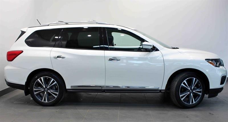 2018 Nissan Pathfinder Platinum V6 4x4 at in Regina, Saskatchewan - 1 - w1024h768px
