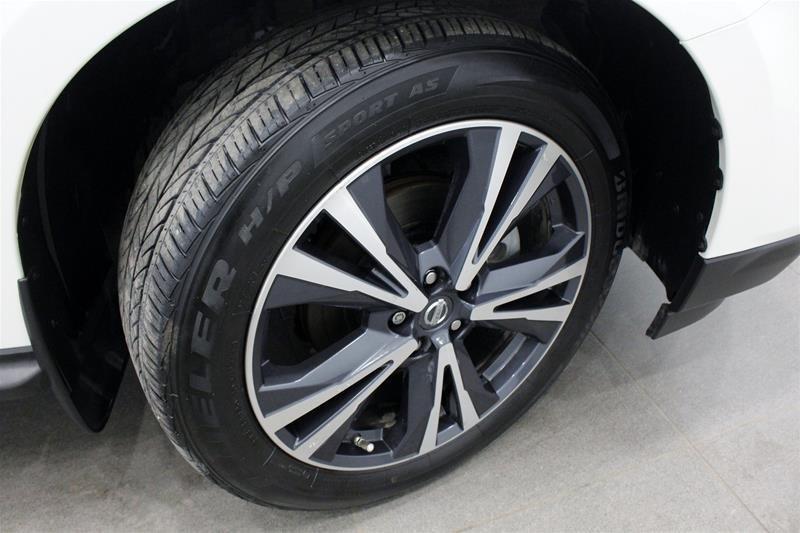 2018 Nissan Pathfinder Platinum V6 4x4 at in Regina, Saskatchewan - 18 - w1024h768px