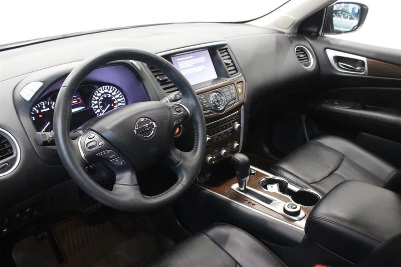 2018 Nissan Pathfinder Platinum V6 4x4 at in Regina, Saskatchewan - 9 - w1024h768px