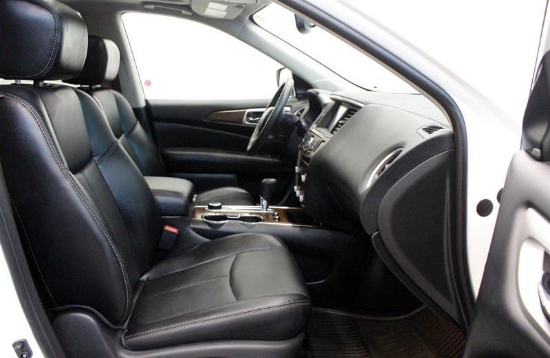 2018 Nissan Pathfinder Platinum V6 4x4 at in Regina, Saskatchewan - 15 - w1024h768px