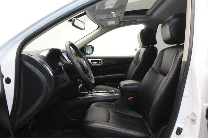 2018 Nissan Pathfinder Platinum V6 4x4 at in Regina, Saskatchewan - 10 - w1024h768px