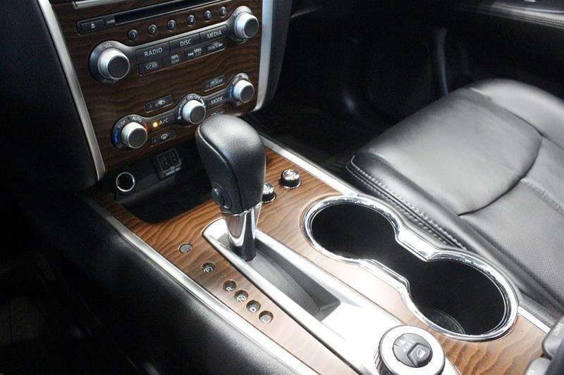 2018 Nissan Pathfinder Platinum V6 4x4 at in Regina, Saskatchewan - 4 - w1024h768px
