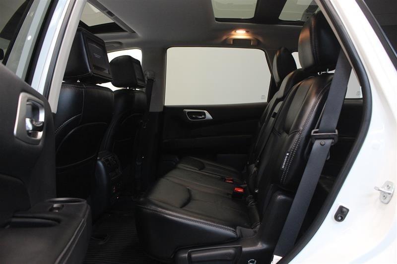2018 Nissan Pathfinder Platinum V6 4x4 at in Regina, Saskatchewan - 12 - w1024h768px