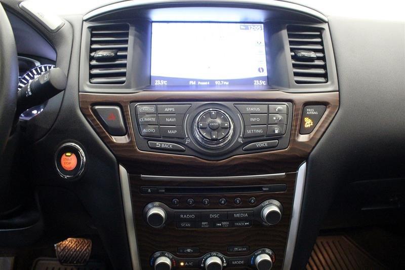2018 Nissan Pathfinder Platinum V6 4x4 at in Regina, Saskatchewan - 7 - w1024h768px
