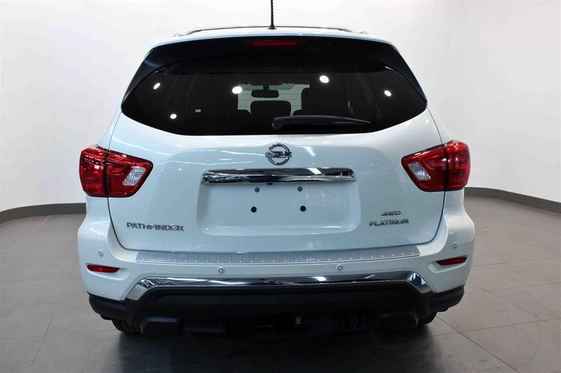 2018 Nissan Pathfinder Platinum V6 4x4 at in Regina, Saskatchewan - 20 - w1024h768px