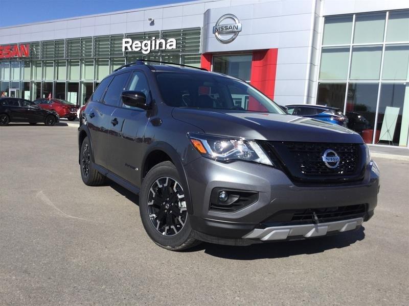 2019 Nissan Pathfinder SV Tech V6 4x4 at in Regina, Saskatchewan - 3 - w1024h768px