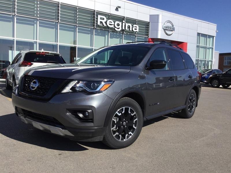 2019 Nissan Pathfinder SV Tech V6 4x4 at in Regina, Saskatchewan - 1 - w1024h768px