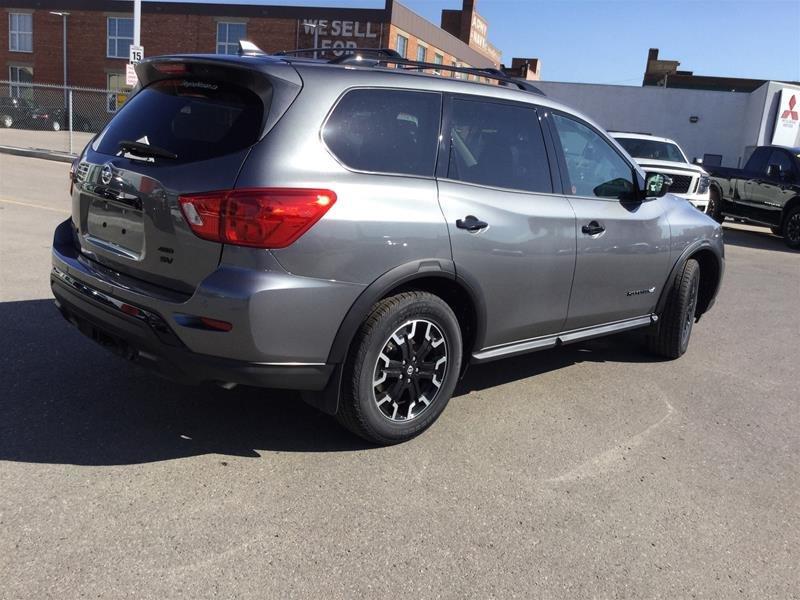 2019 Nissan Pathfinder SV Tech V6 4x4 at in Regina, Saskatchewan - 4 - w1024h768px