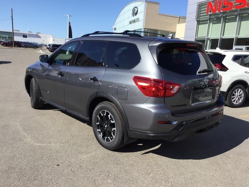 2019 Nissan Pathfinder SV Tech V6 4x4 at in Regina, Saskatchewan - 2 - w1024h768px