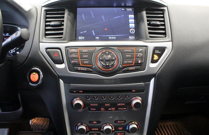 2019 Nissan Pathfinder SL Premium V6 4x4 at in Regina, Saskatchewan - 7 - w1024h768px