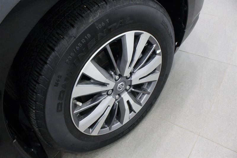 2019 Nissan Pathfinder SL Premium V6 4x4 at in Regina, Saskatchewan - 18 - w1024h768px