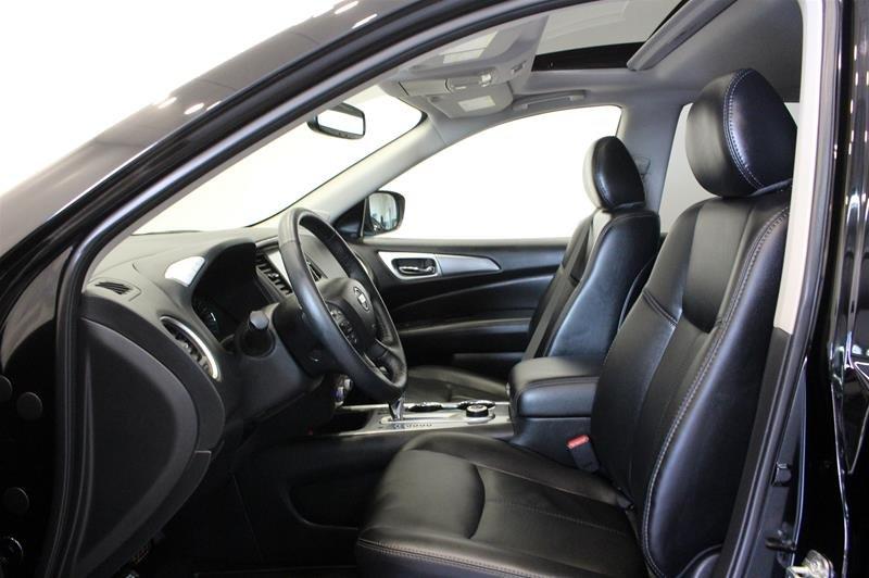 2019 Nissan Pathfinder SL Premium V6 4x4 at in Regina, Saskatchewan - 10 - w1024h768px