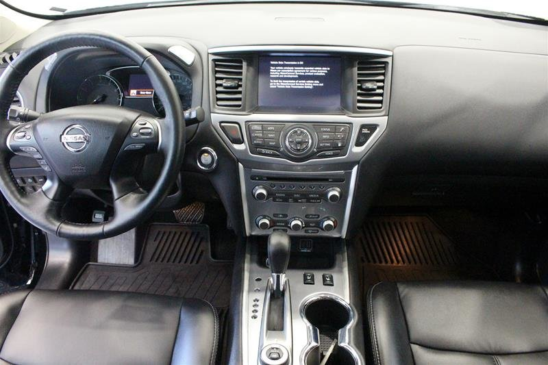 2019 Nissan Pathfinder SL Premium V6 4x4 at in Regina, Saskatchewan - 14 - w1024h768px