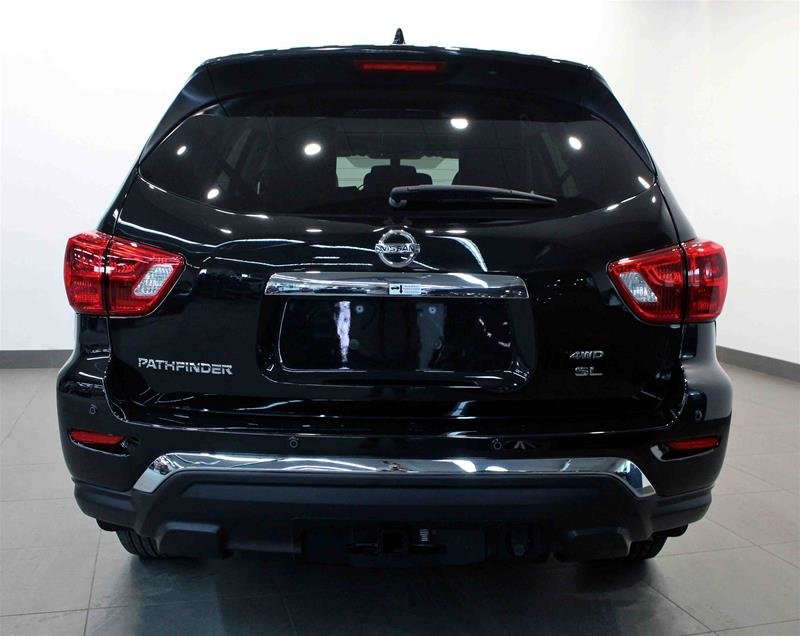 2019 Nissan Pathfinder SL Premium V6 4x4 at in Regina, Saskatchewan - 20 - w1024h768px