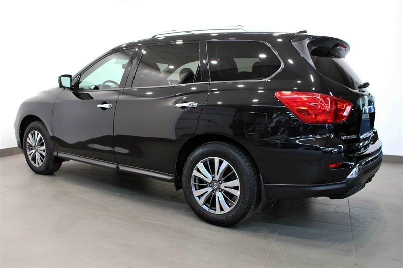 2019 Nissan Pathfinder SL Premium V6 4x4 at in Regina, Saskatchewan - 21 - w1024h768px
